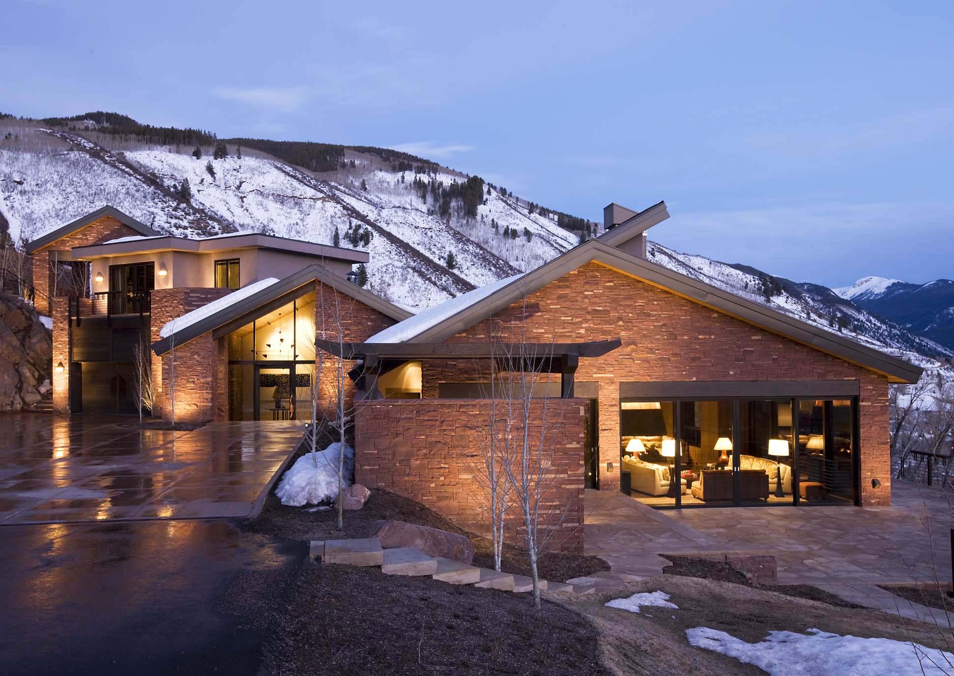 Gretchen greenwood architects custom home architecture for Custom home architects